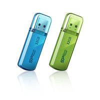 Silicon Power Helios 101 Green / Blue (2GB / 4GB / 8GB / 16GB / 32GB)