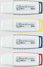 Kingston DT G3 Gray / Yellow / Blue / Red (4GB / 8GB / 16GB / 32GB)